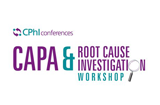 CPhI's CAPA & Root Cause Investigation Workshop