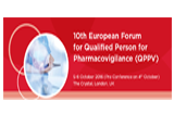 DIA 10th European Forum for Qualified Person for Pharmacovigilance (QPPV)