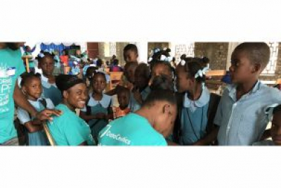 Paying it Forward in Haiti